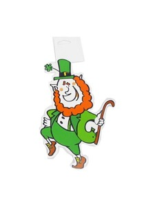 cutout 8 in leprechaun