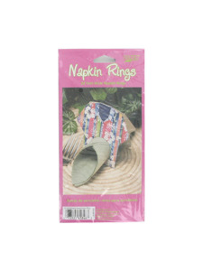 bahama breeze 20 count tent style napkin rings