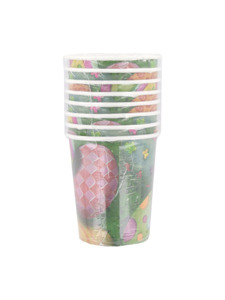 easter egg hunt 8 count 7 ounce paper cups
