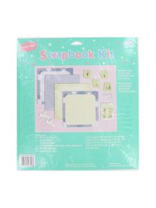 mod moms shower scrapbook kit