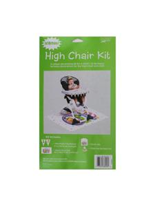 my 1st birthday 4 piece high chair kit