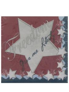liberty 36 count 9 7/8 x 9 7/8 inch napkins