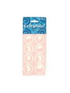 pretty in pink sticker sheet