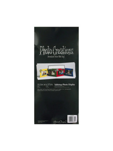 speedway tabletop photo display 33.5 x 6.375 inch