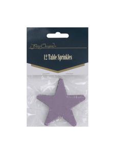 tropicana beach 12 count table star sprinkles