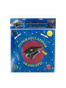 large graduation card box