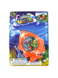 fishing game toy set