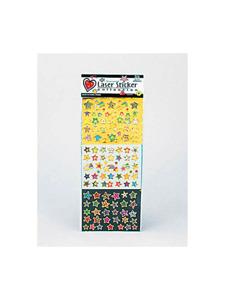 assorted glitter stickers (assorted designs)