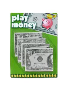 Giant play money (40 pieces)