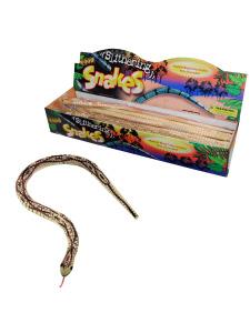 wood snake display- 24 in display