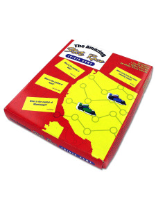 State Race Trivia Game