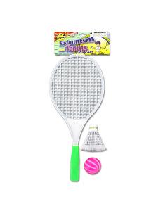 Badminton play set
