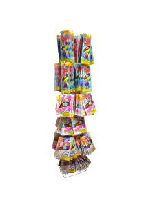 360 piece balloon display, (assortment may vary)