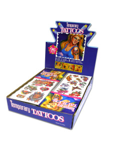 assorted girls tattoos