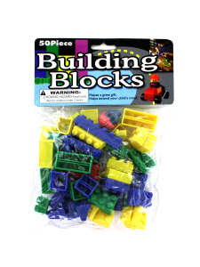 50 pack building blocks