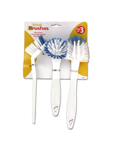 household brush set 3pc