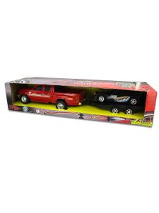 pickup/trlr/race car