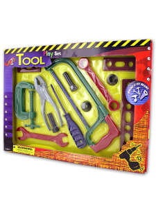 Beginners tool play set
