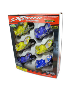 excitr power racrs 6 pc