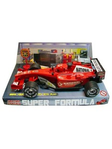 race car/pit set