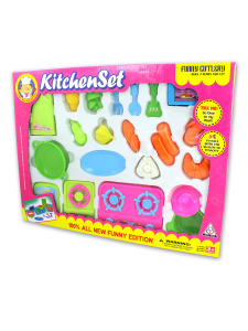 kitchenware play set 2 asst.