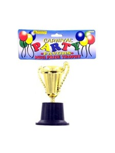 party favor prize trophy