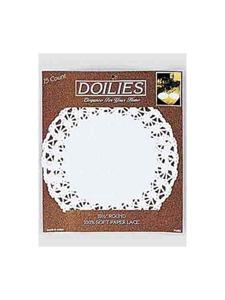 Set of 15 doilies