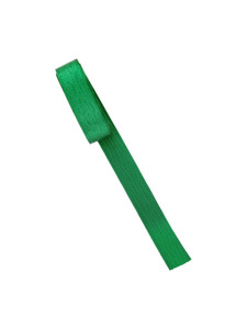green flat novelty trim in bag