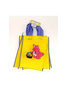 easter gift bags 4 pack