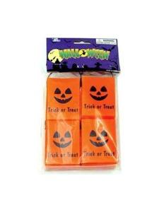 4pk pumpkin trick or trick or treat boxes