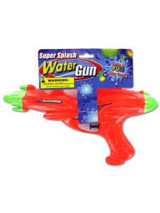 Super splash water gun (assorted colors)