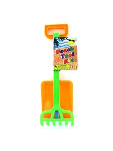 Beach tool play set