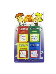 Childrens flash card set