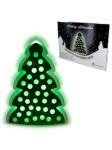 Holiday Tree Light-up Silhouette