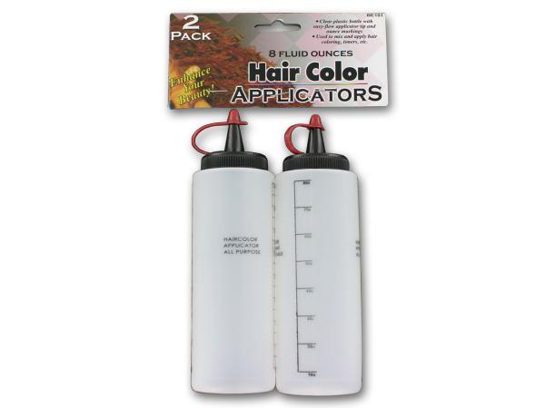 8 oz. Hair Color Applicator Bottles