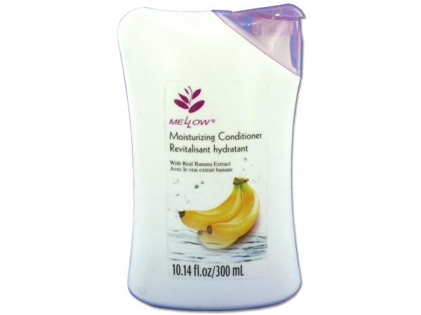Banana scented moisturizing conditioner