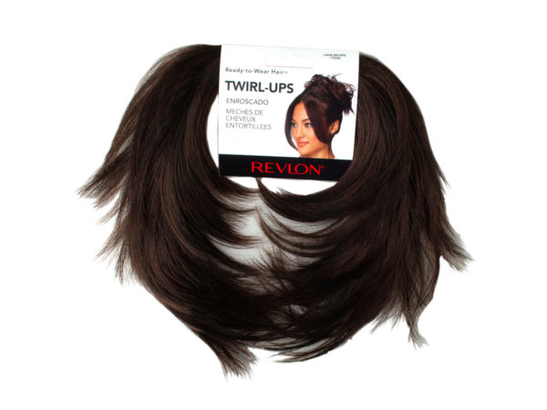 Revlon Twirl Ups 4/6R - Dark Brown