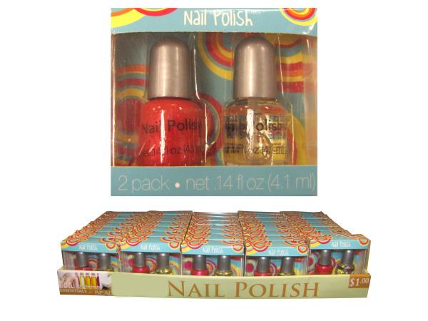 Nail Polish Set Countertop Display