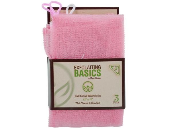 Exfoliating Washcloth