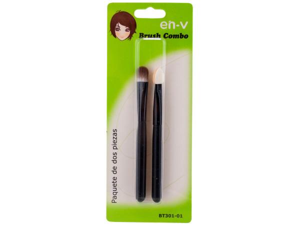 Eye Shadow Brush Combo