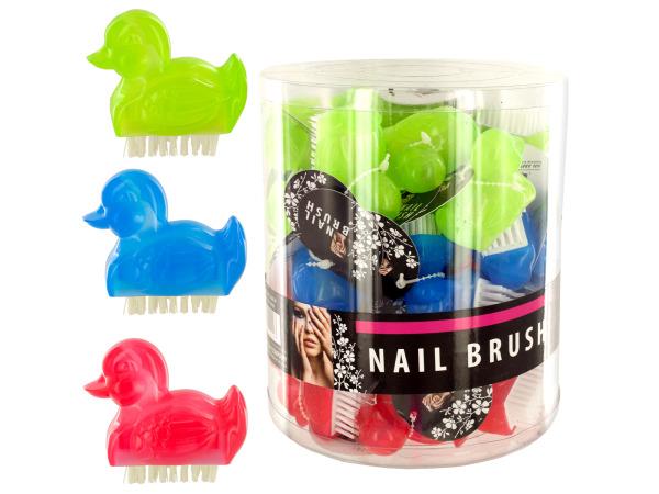 Nail Brush Display