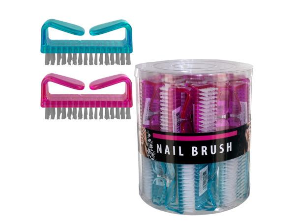 Nail Brush Counter Top Display