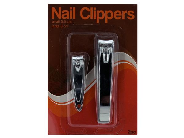 2pk nail clippers