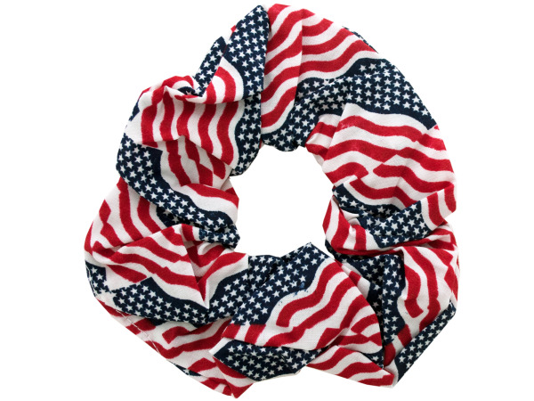 Flag Hair Twister