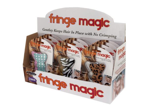 Fringe Magic Hair Bows Countertop Display
