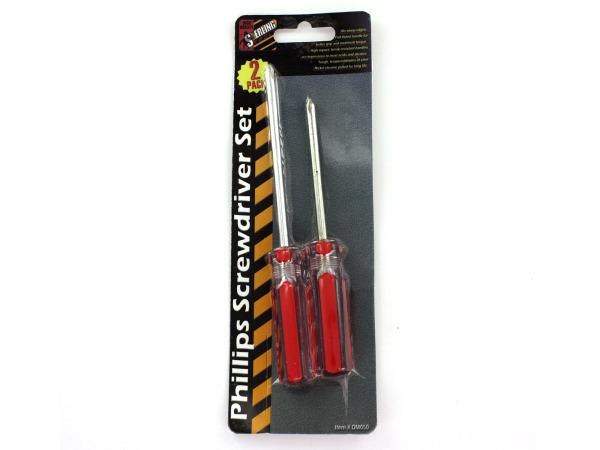 SOD Wholesale Set of 96, Phillips Screwdriver Set (Tools, Screwdrivers) at Sears.com