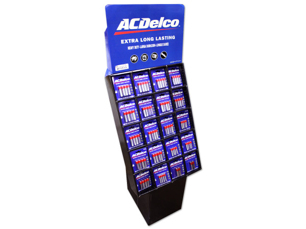 StarSun Depot Wholesale Ac Delco 160 Piece Battery Display - Set of 160, [Electronics, Batteries] at Sears.com