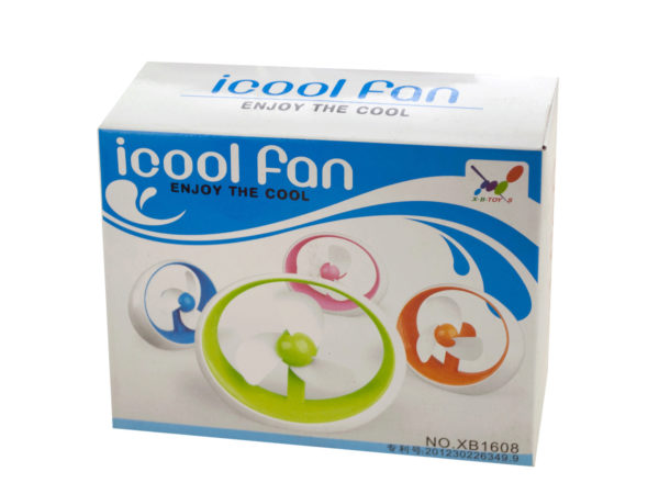 iCool Neon USB Personal Desk Fan