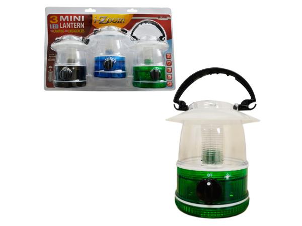LED Mini Lantern Set