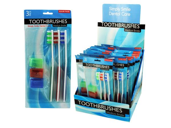 Toothbrush Set Countertop Display